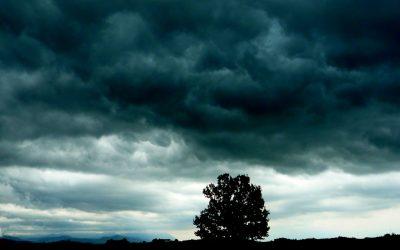 Atravesando la tormenta…